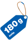 180 g blue