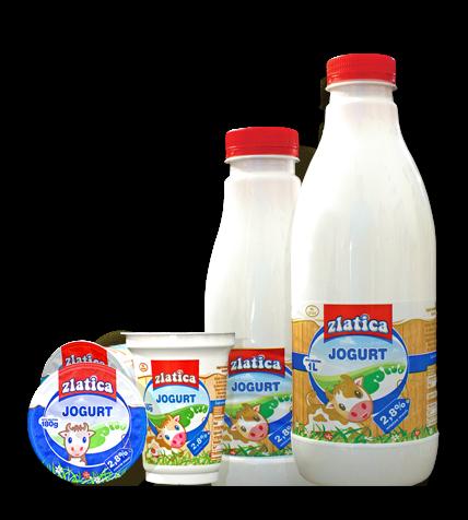 jogurt zlatica