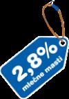 2,8 mm