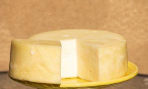 Polutvrdi sir