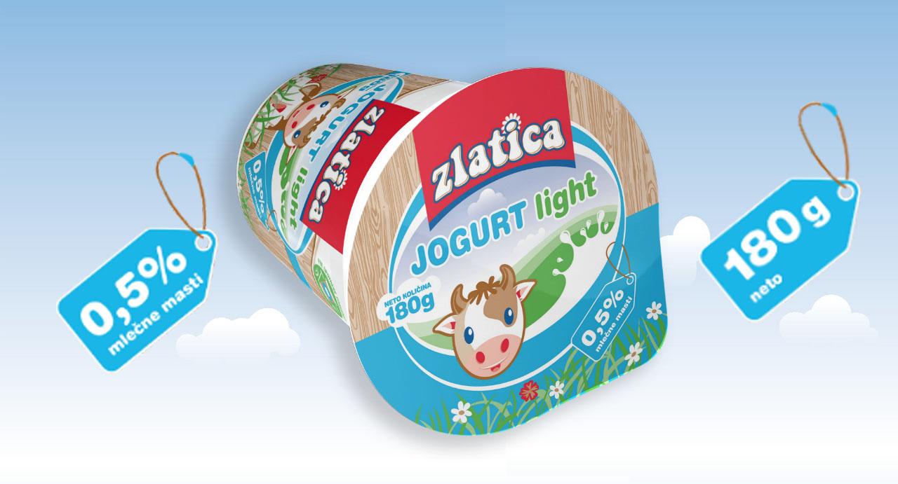 Jogurt light