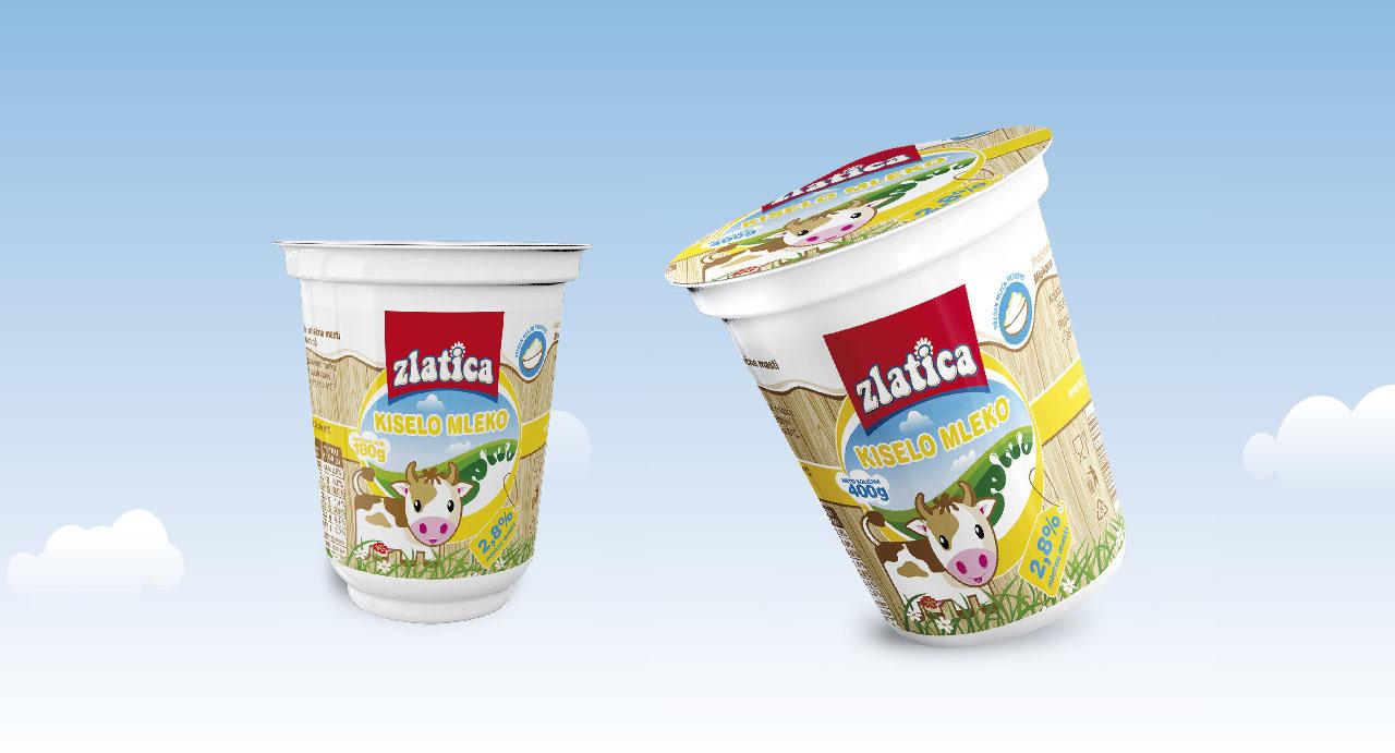 Zlatica jogurt čaša 180 g